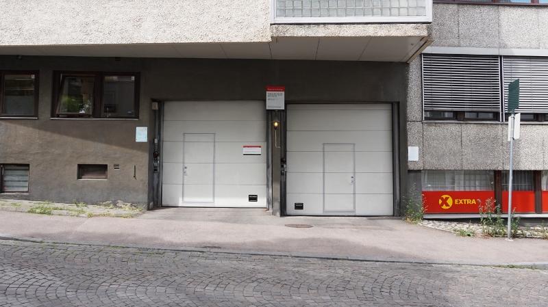 Pilestredet 73 garasje